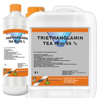 Triethanolamin rein 99%,